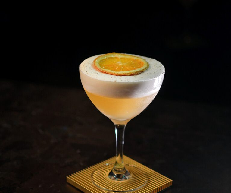 Sherry Cocktail Andalucia Cocktail no2