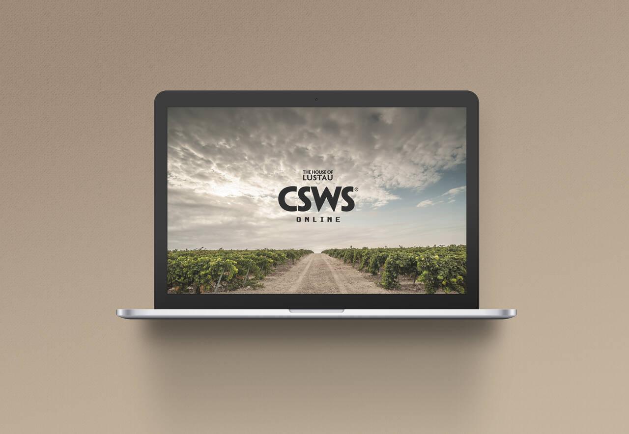 CSWS Online Sherry certification
