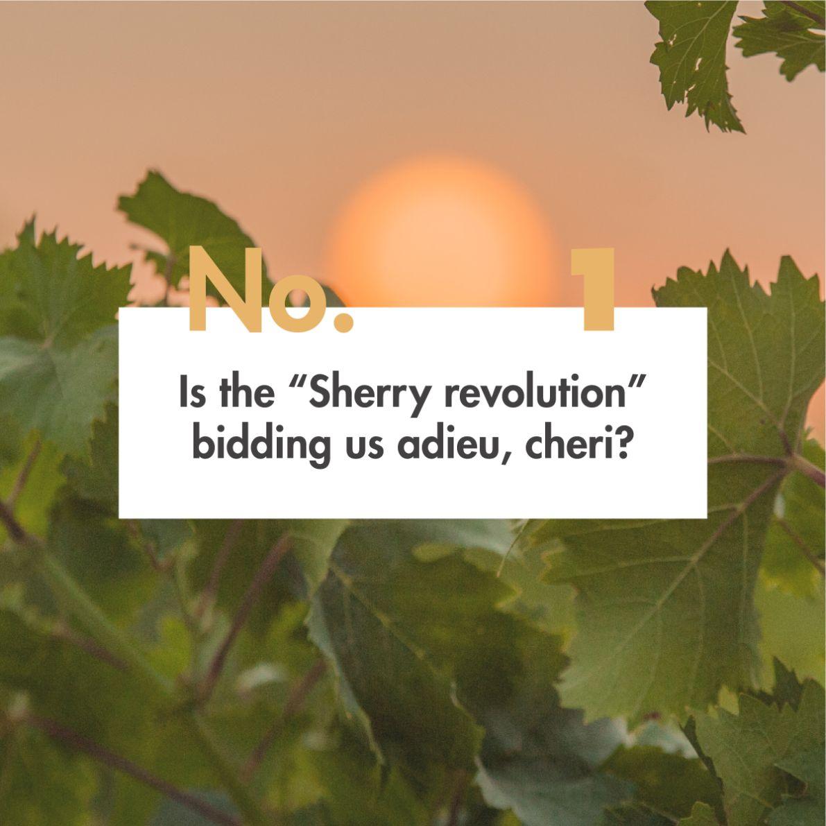 Sherry podcast 1