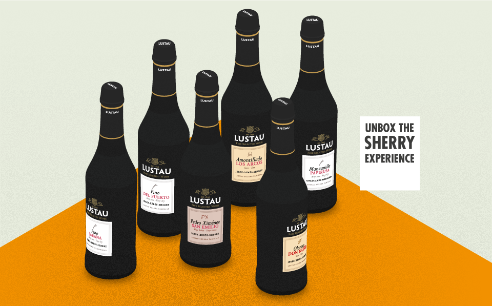 Unbox the sherry experirence